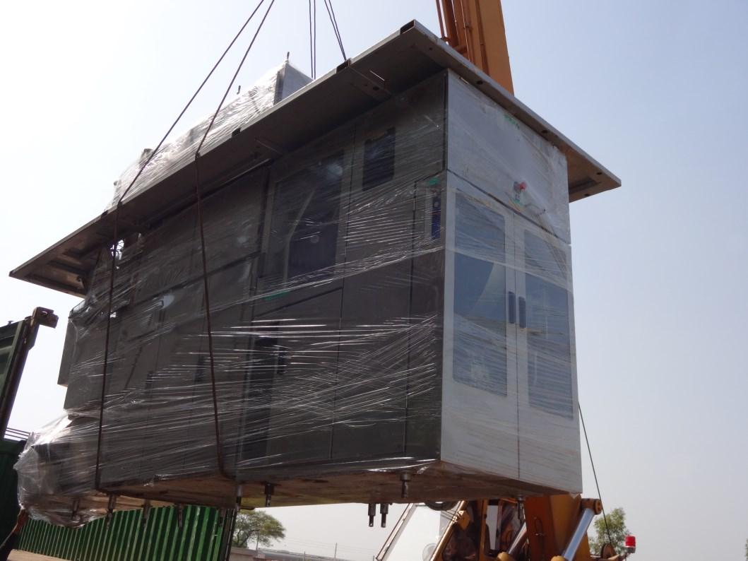 Sold One TBA 19 125ml Line to Saudi Arabia