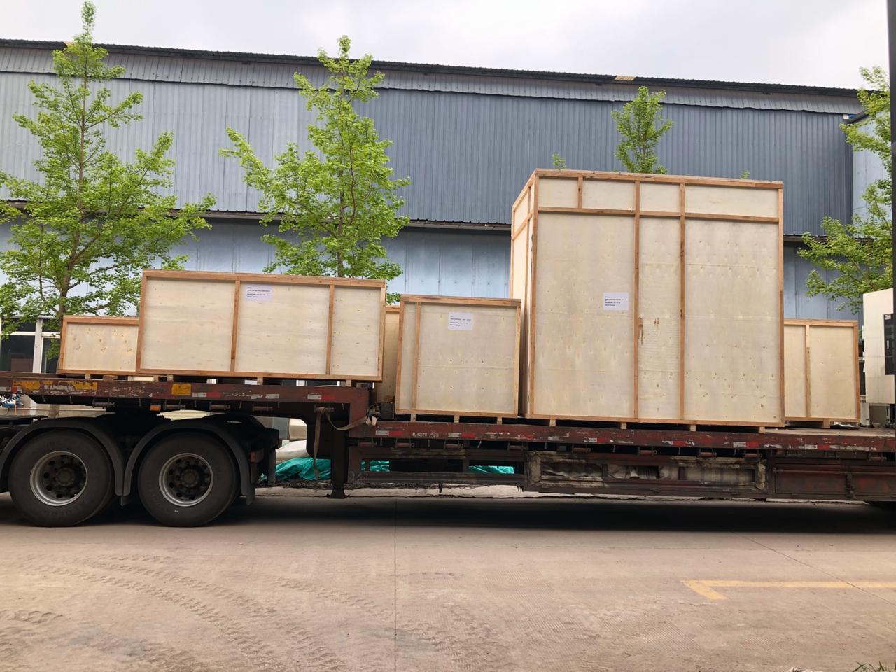 Sold One Tetra Pak UHT Plant to Iran