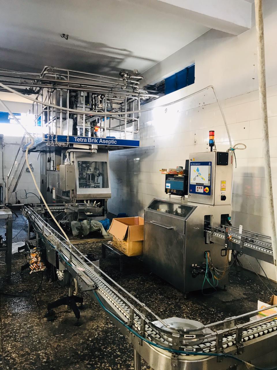 Tetra Pak® A3 Speed Filling Machine